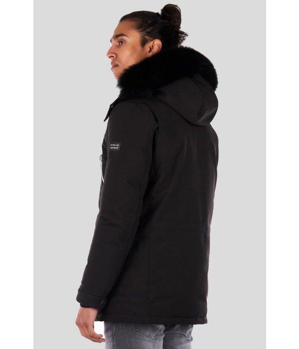 My Brand My Brand 03 Parka Jacket MMB-JA051-ST001 Zwart