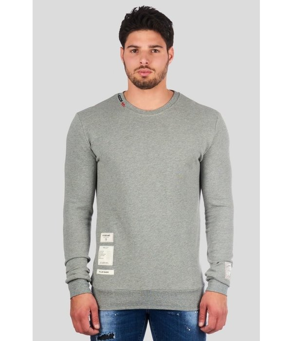 My Brand My Brand Cashmere MMB-SW012-CL002 Sweater Grey
