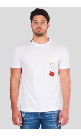 My Brand My Brand T-shirt MMB-TS040-M001 Red