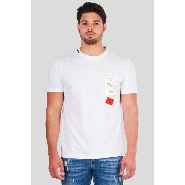 My Brand T-shirt MMB-TS040-M001 Red