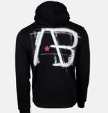 AB-Lifestyle AB Lifestyle Hoodie Skylight Black