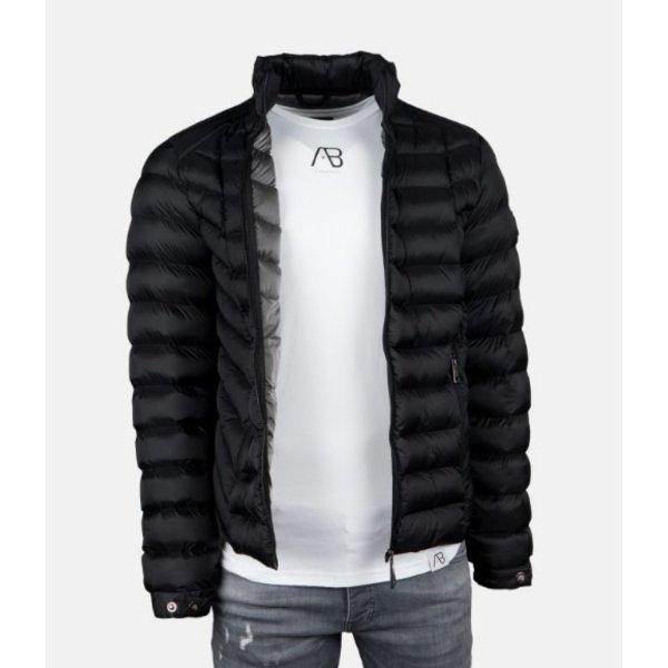 AB Down jacket Black