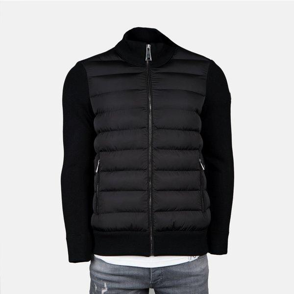 AB Tricot Jacket Black