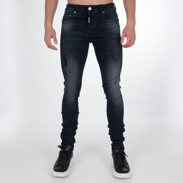 AB Lifestyle Stretch Jeans Midnight Blue