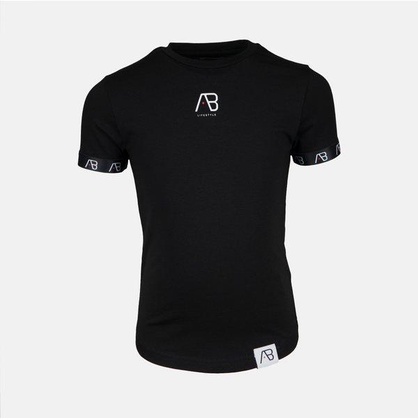 AB Lifestyle Kids V3 Essential T-Shirt Black