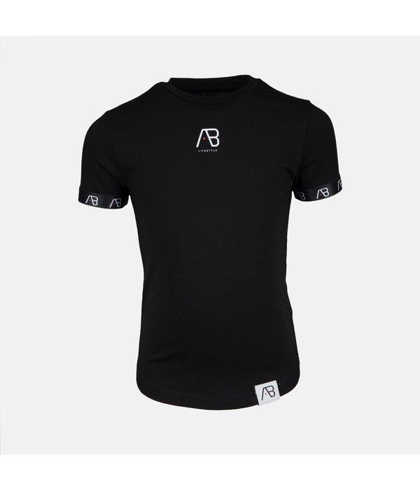 AB-Lifestyle AB Lifestyle Kids V3 Essential T-Shirt Black