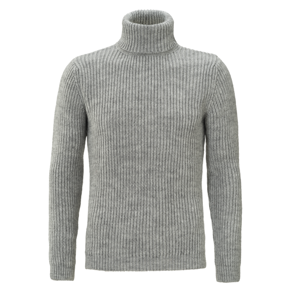 Yclo Knit Pullover Loyrs Grey