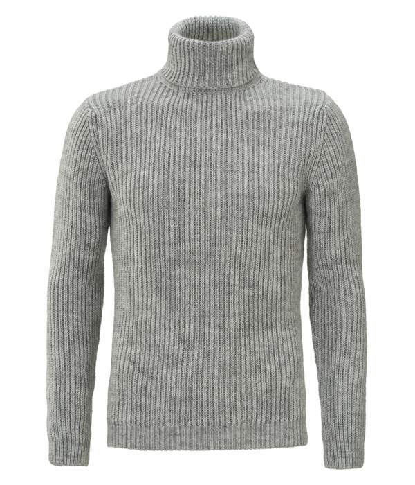YCLO Yclo Knit Pullover Loyrs Grey