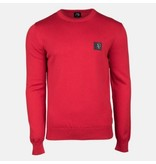AB-Lifestyle AB Essential Tricot Sweater Rood
