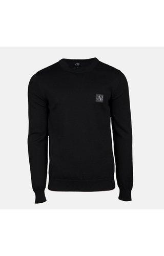 AB-Lifestyle AB Essential Tricot Sweater Zwart