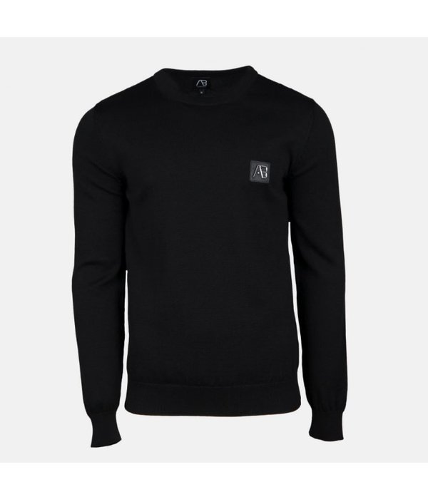 AB-Lifestyle AB Essential Tricot Sweater Zwart
