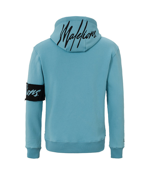 Malelions Malelions Hoodie Captain Blue/Black