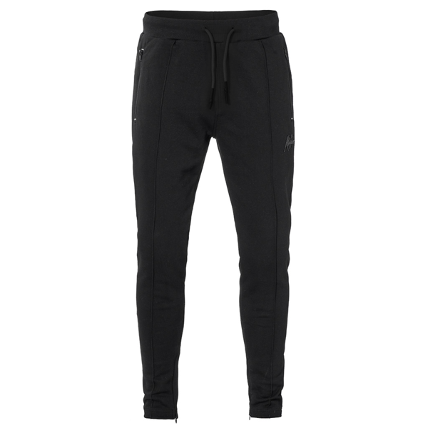 Malelions Trackpants Clarence Black/Black