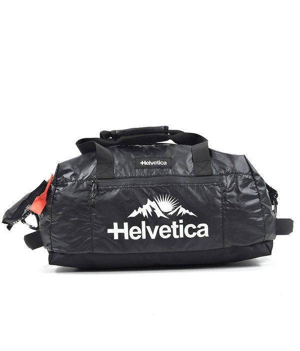 Helvetica Mountainpioneers Helvetica Weekend Bag