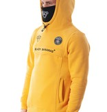 Black Bananas Black Bananas Anorak Mask Hoodie Yellow
