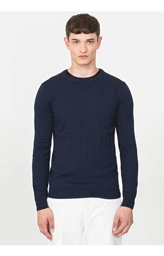 Antony Morato AM Basic Sweater Navy MMSW00974