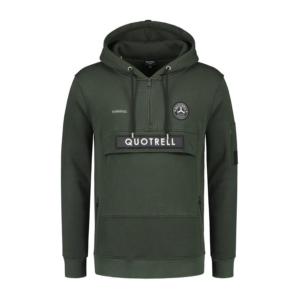 Quotrell Marshall Hoodie Army