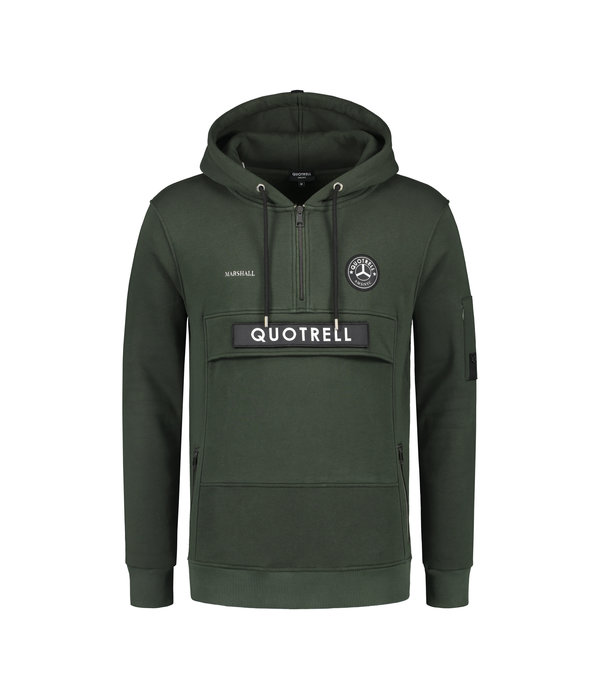 Quotrell Quotrell Marshall Hoodie Army
