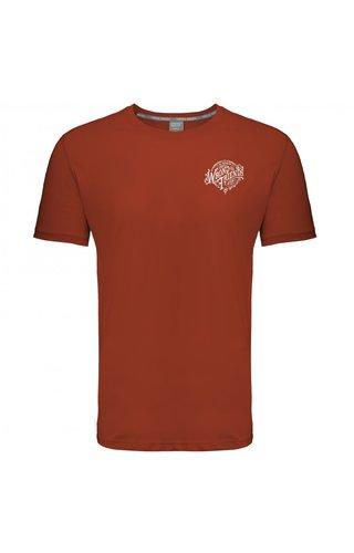 Wrong Friends Wrong Friends 777 T-shirt Red