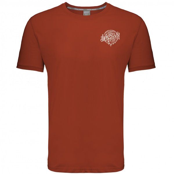 Wrong Friends 777 T-shirt Red