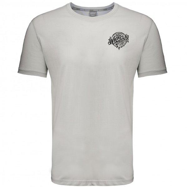Wrong Friend 777 T-Shirt Grey