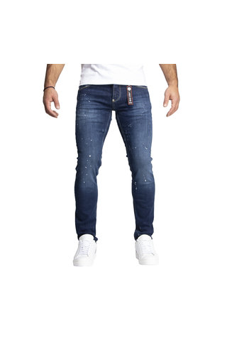 LEYON Leyon Denim Navy White Spotted 1828