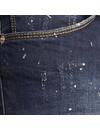 Leyon Denim Navy White Spotted 1828