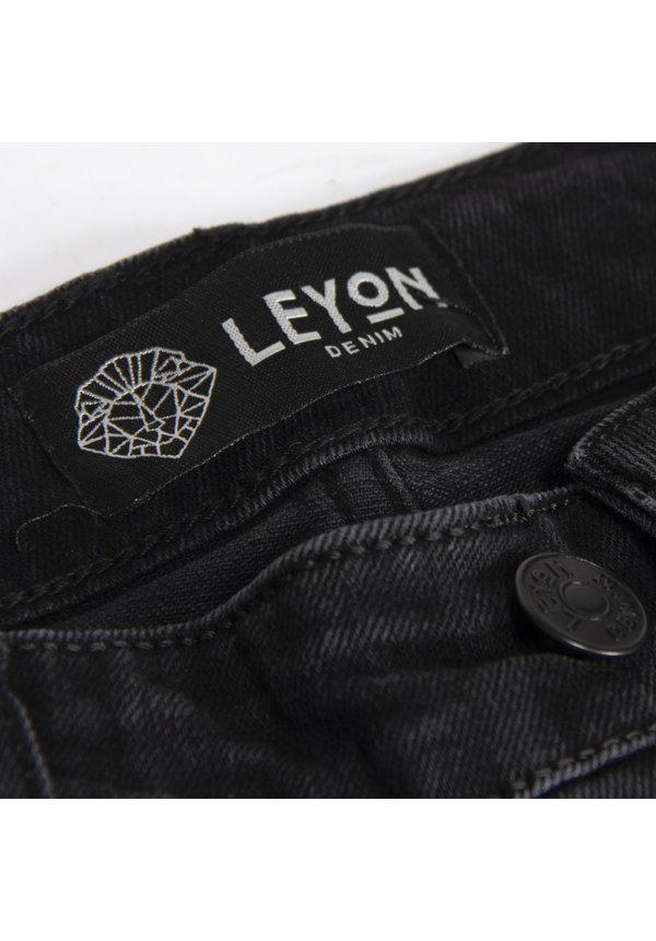 Leyon Denim Black 1827