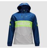 Robey X Banlieue Robey X Banlieue Anorak Blue/Green/Grey
