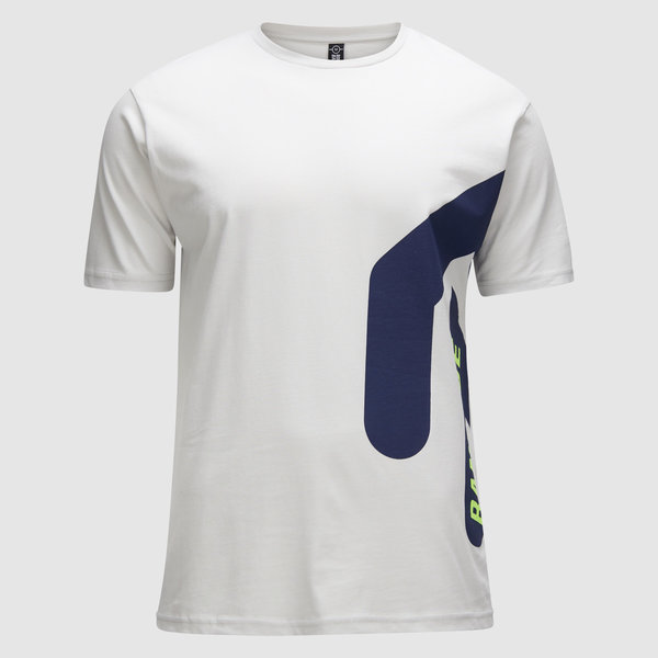 Robey X Banlieue Tee Blue/Neon/White