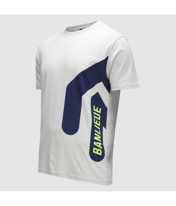 Robey X Banlieue Robey X Banlieue Tee Blue/Neon/White