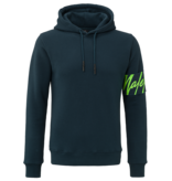 Malelions Malelions Captain Hoodie Navy/green