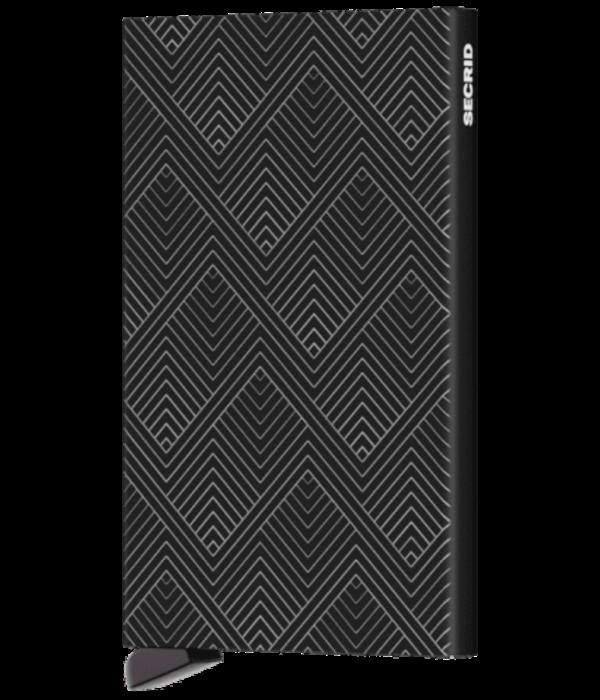 Secrid Secrid Cardprotector Laser Structure Black