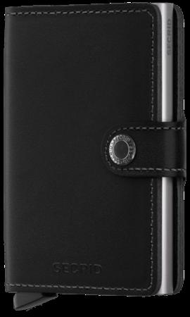 Secrid Secrid Miniwallet Orginal Black