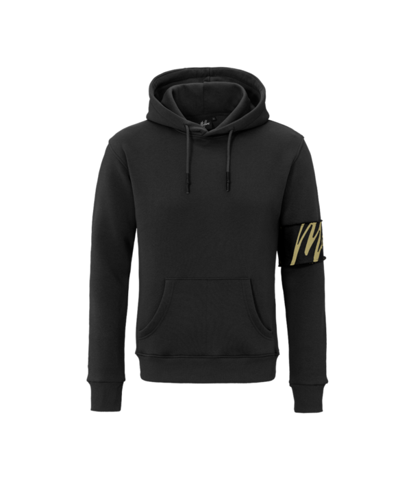 Malelions Malelions Hoodie Captain Black/Gold