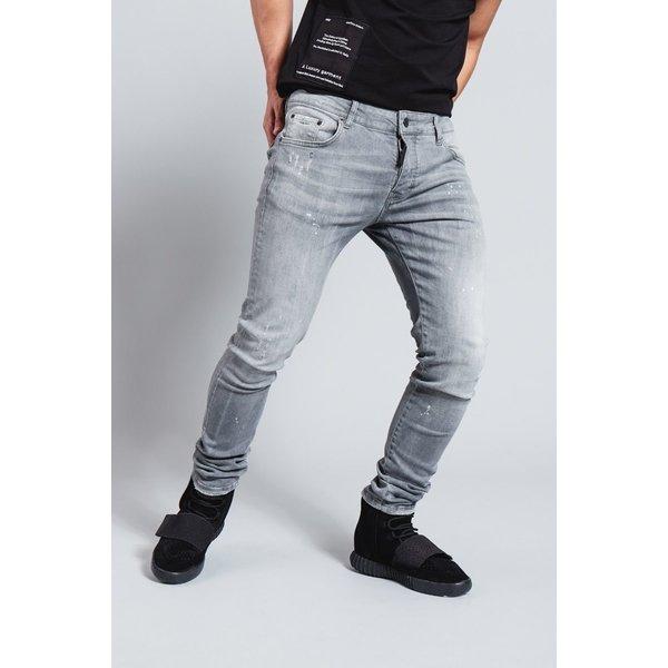 My Brand Denim Grey Base Jogging Jeans G3140