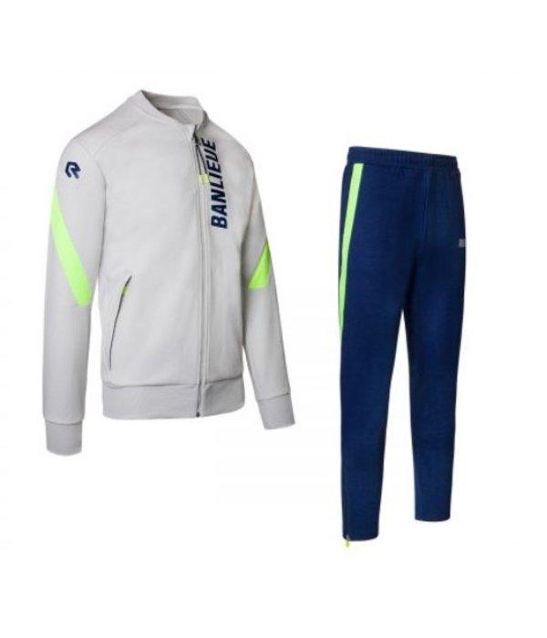Robey X Banlieue Robey X Banlieue Jog Suit Blue/Green/Grey