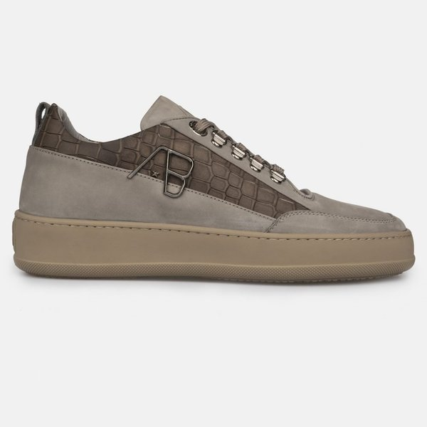 AB Lifestyle Footwear  Crocodile taupe