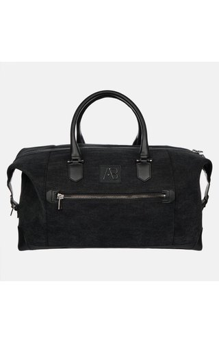 AB-Lifestyle AB Lifestyle AB Weekend Bag Grey/Black