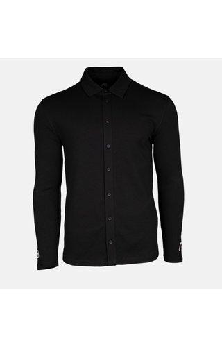 AB-Lifestyle AB lifestyle Button Up Shirt Black