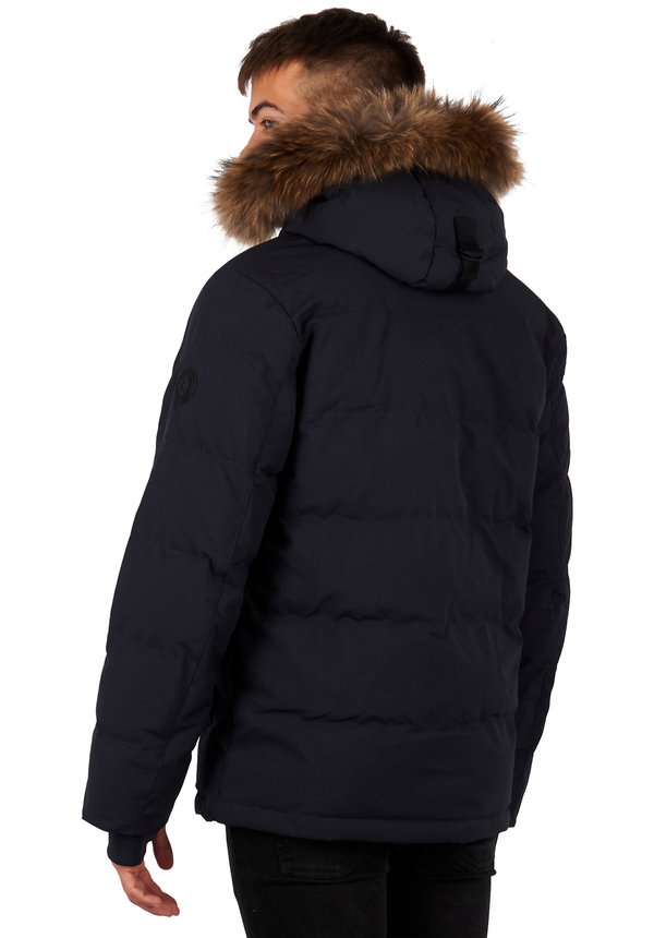 Airforce Mitchell Parka FRM0611 Navy
