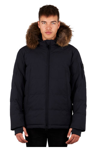 Airforce Airforce Mitchell Parka FRM0611 Navy