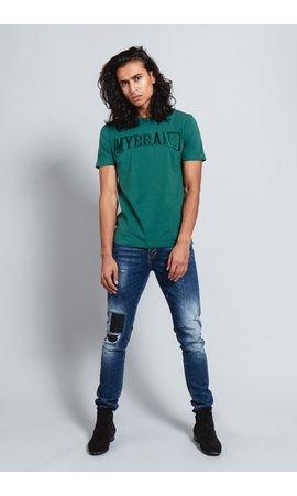 My Brand My Brand Branding T-Shirt Green
