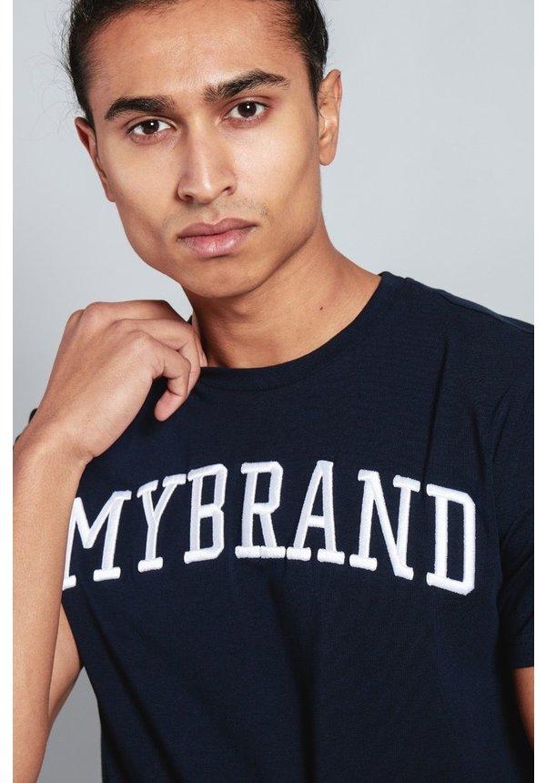 My Brand Branding T-Shirt Navy