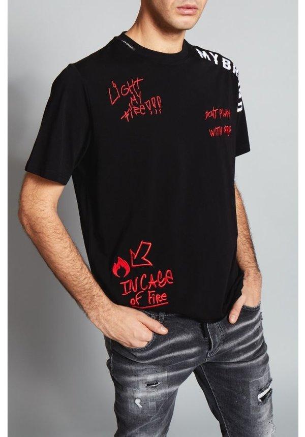 My Brand Light My Fire T-shirt