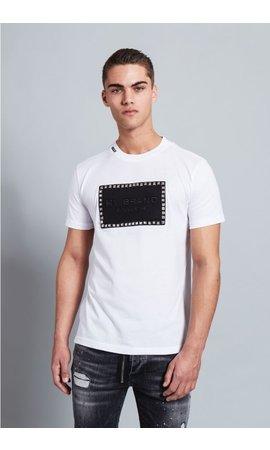 My Brand My Brand Stud Badge T-Shirt White