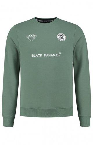 Black Bananas Black Bananas F.C. Crewneck Green