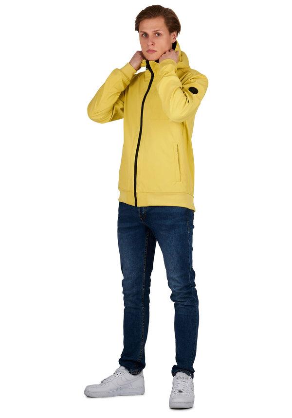 Airforce SoftShell Jacket Elfin Yellow HRM0575