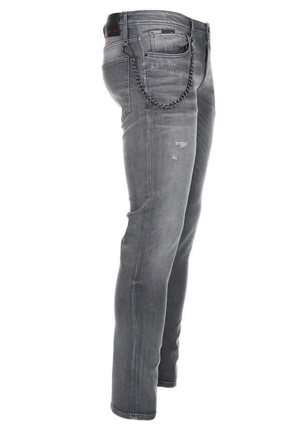 Antony Morato Denim Jeans Grey MMDT00245