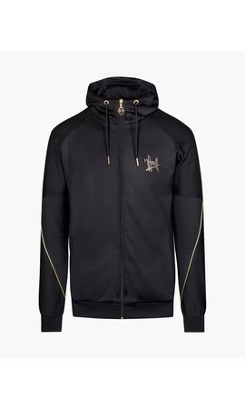 Cruyff Cruyff Gaspar Zip Thru Jacket Black